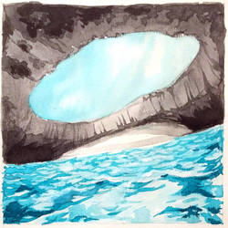 Inktober 2016 #26 by O-l-i-v-i