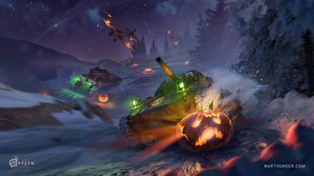 WT Halloween by O-l-i-v-i