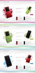 Samsung K3 by elusive