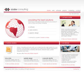 ZoDev Consulting by elusive