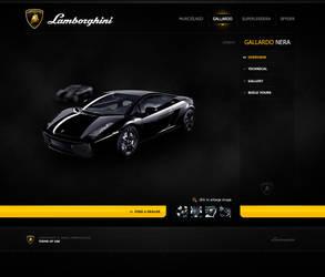 Lamborghini Nera by elusive