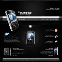 Interface - BlackBerry by elusive