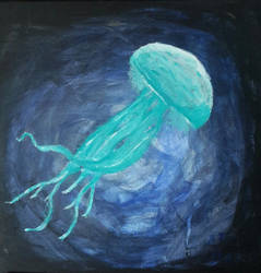 Jellyfish by Puszonixx