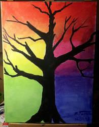 Tree by Puszonixx