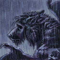 Icon - Depressed Westly by thornwolf
