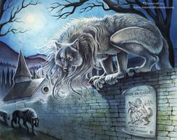 Darkness Lurks by thornwolf