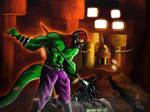 Croc+Joker+Bane=Dark knight by MilanPad