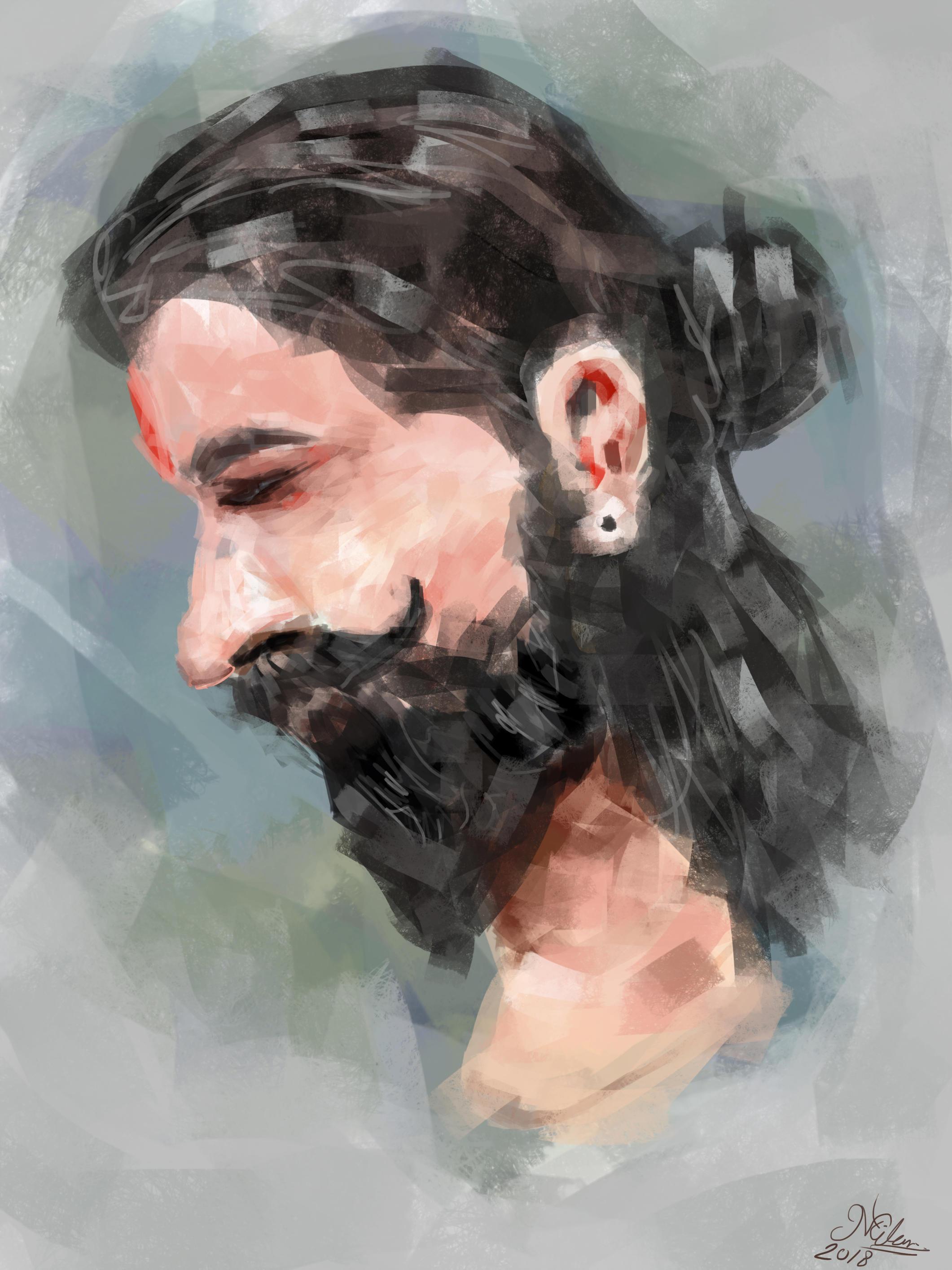 Portrait by MilanPad