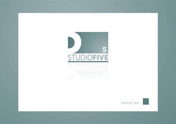 Studio 5 Five logo by STUDIO5FIVE
