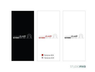 logo alfurjan by STUDIO5FIVE