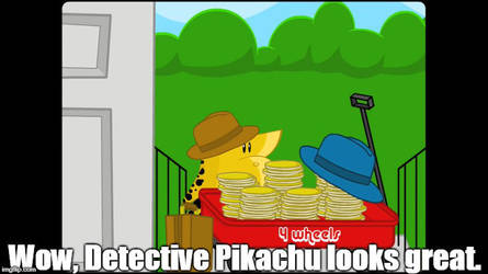 Detective The Cheat by MaxGomora1247