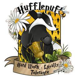 Hufflepuff by Masked-Patatoe