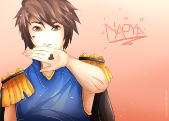 Happy Birthday Naoya! + VIDEO PRESENT! by Maximum-Delusion