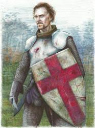 Knight by Lotkass