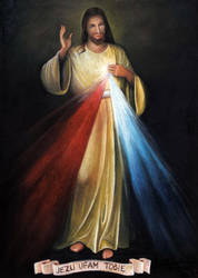 Jesus by Lotkass