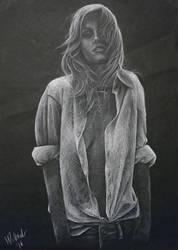 Girl by Lotkass