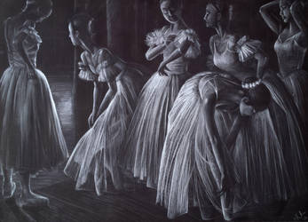 Ballet by Lotkass