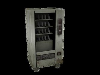 Soda dispenser machine V3 ObsCure Game Papercraft by darkcapilla