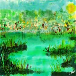 Marshland 2 by Sincemilia14