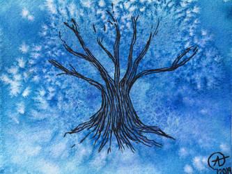Wishing Tree by Iloveowls1125