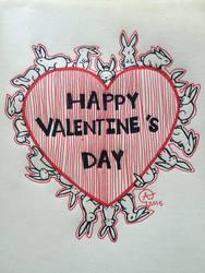 Valentine's Day  by Iloveowls1125