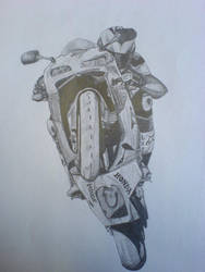 bike by monkjeyskrongil