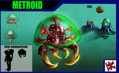 Metroid-theories by kritken