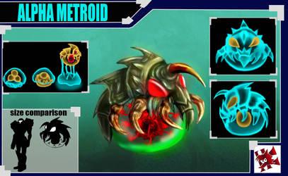 Alpha Metroid-theories by kritken