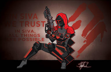 My hunter from Destiny 1 by lolpants725