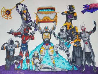 My Destiny Clan by lolpants725