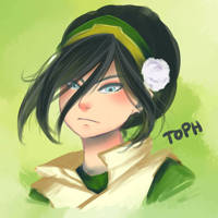 Toph by popyfriend