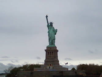 Statue of liberty by nanccakes