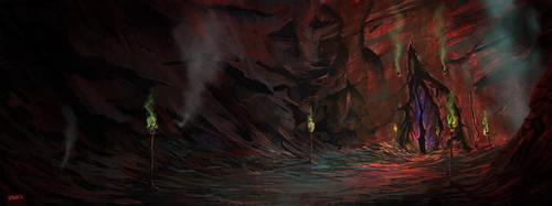 Demon's_hole by NordikArts