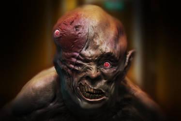 Zombie by NordikArts