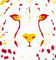 Cheetah 2 Layer by abcartattack