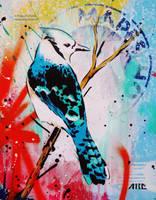 Blue Bird Day by abcartattack