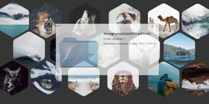 Hexagrama (CuH2O) by CuH2O