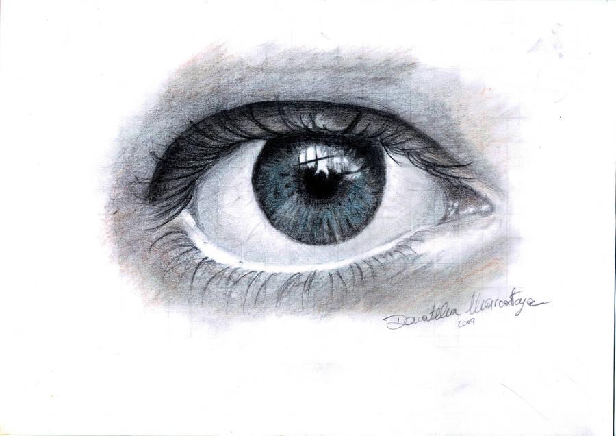 Eye by Dona90