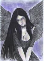 +La muerte violeta+ V. Frances by Dona90