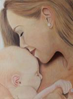 Maternity II (study) by Dona90