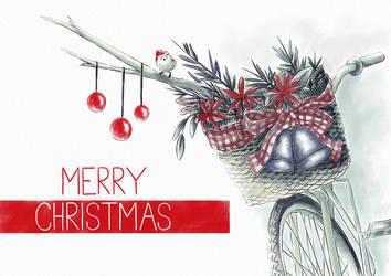 Merry Christmas by arashilee