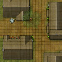 Tactical Map - City Streets by DLIMedia