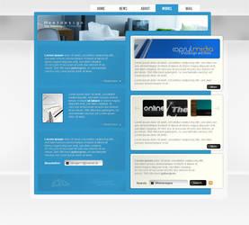 Weppage - Meetdesign UPDATE by theblackpixel
