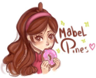 Mabel pines by ivando