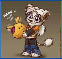 HARO HARO HARO by alphaleo14