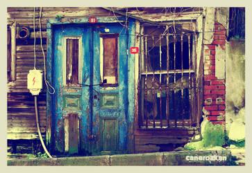 old joy gate by CANRE