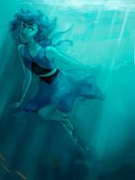 underwater by katalean