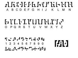 Extragalactic language cypher by teletran