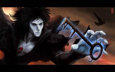 Morpheus the Dream King by rubendevela