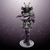 Samurai Sugar by kassarts